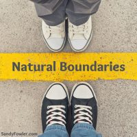 Natural Boundaries