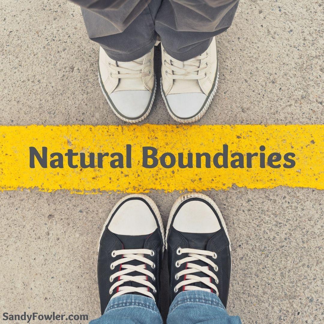 Natural Boundaries